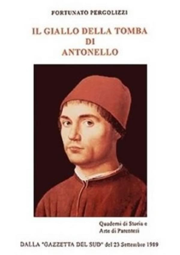 Il giallo della tomba di Antonello